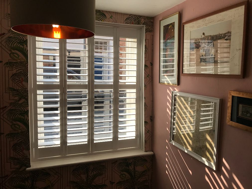 Full height shutters fitted by Hardcastle Shutter in Hertfordshire