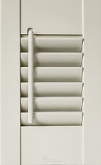 47mm Louvre Shutters Hertfordshire