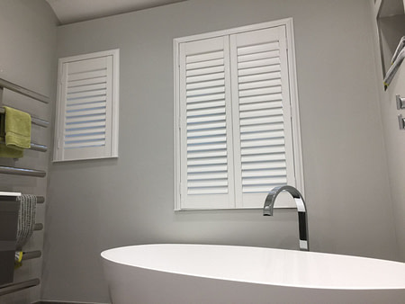 Bathroom Shutters Hertfordshire