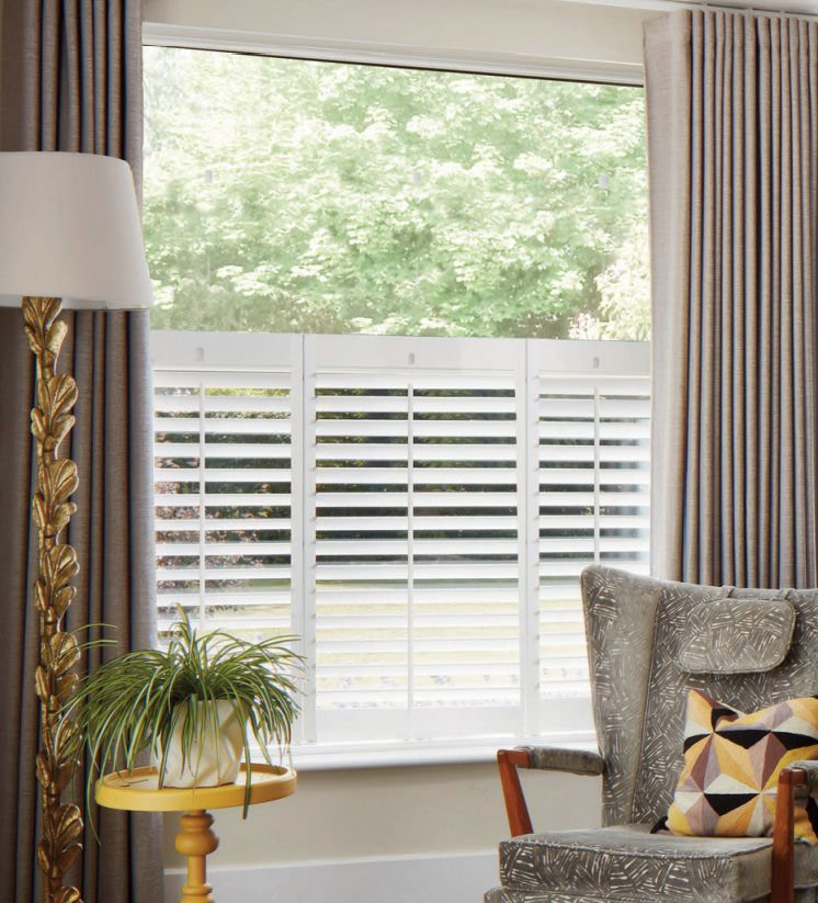 Cafe Style Shutters Hertfordshire