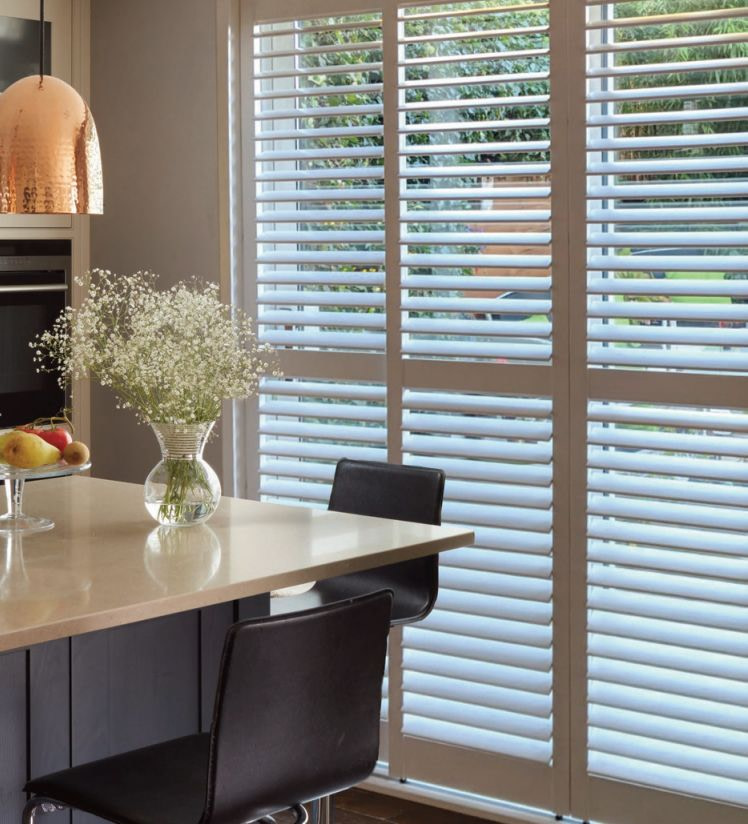Tracked Shutters Hertfordshire from Hardcastle Shutters